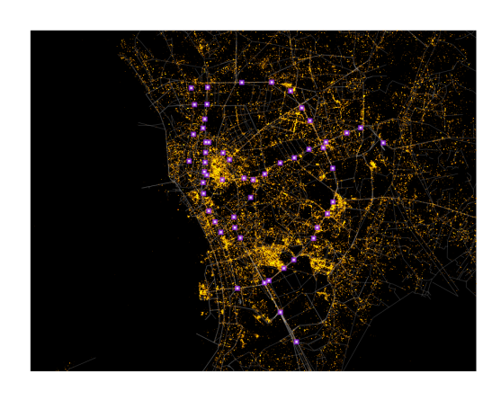 """Metro Manila Tweets and its RTS"" by EF Legara / CC BY 4.0"
